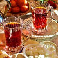 آموزش دم کردن چای