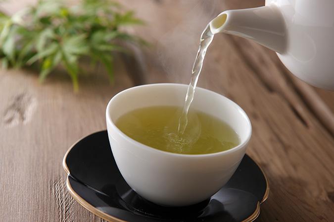 چای سبز درجه یک گیلان