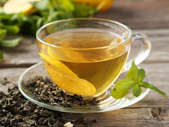 چای سبز درجه یک ایرانی گیلان