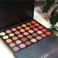 پالت سایه ۳۵ رنگ هدا بیوتی-Huda Beauty