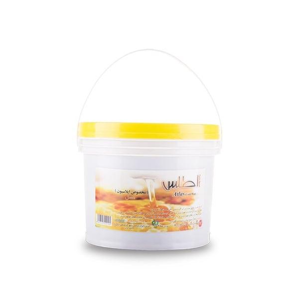 موم سطلی اطلس - atlas bucket wax
