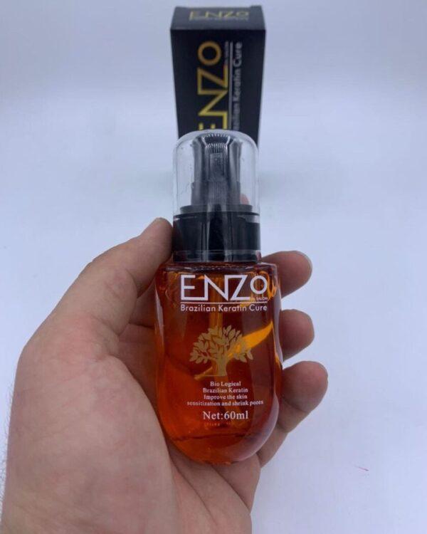 روغن آرکان انزو - enzo argan oil