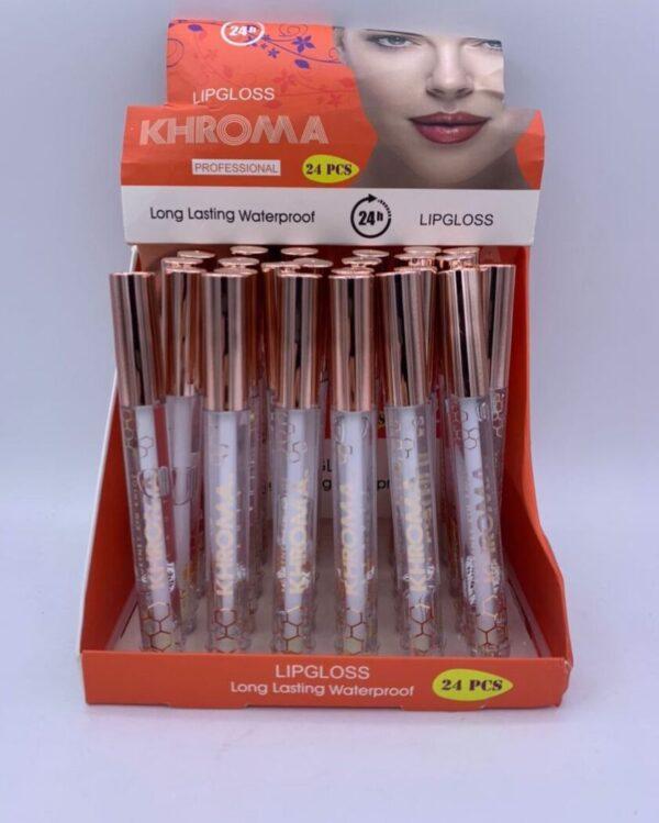 برق لب شاین دار خروما - shiny lip gloss khroma